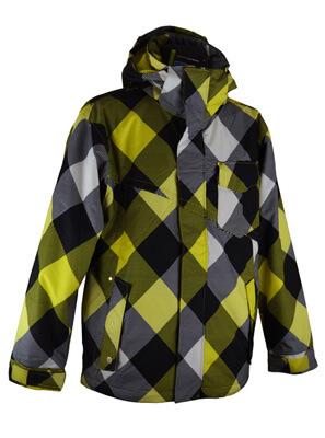 лыжная куртка Sessions