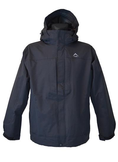 куртки мужские K-Way 3 в 1