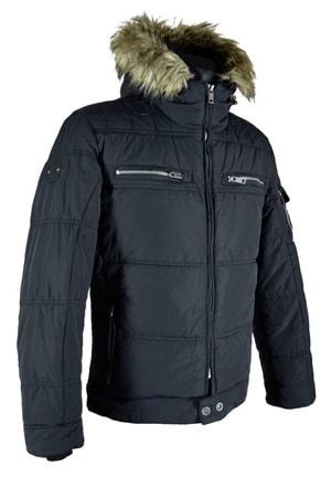 короткая теплая куртка camel active