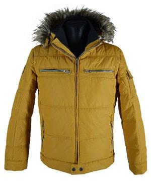 куртка зимняя короткая camel active