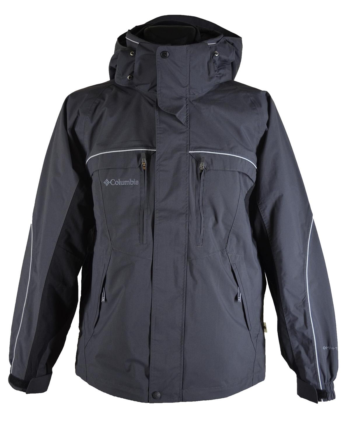 Зимние куртки коламбия омни хит