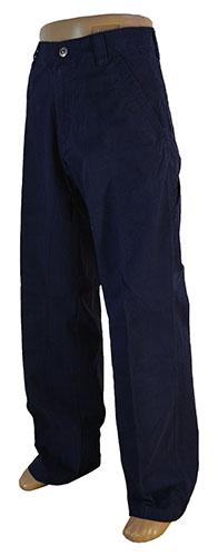 мужские штаны брюки синие