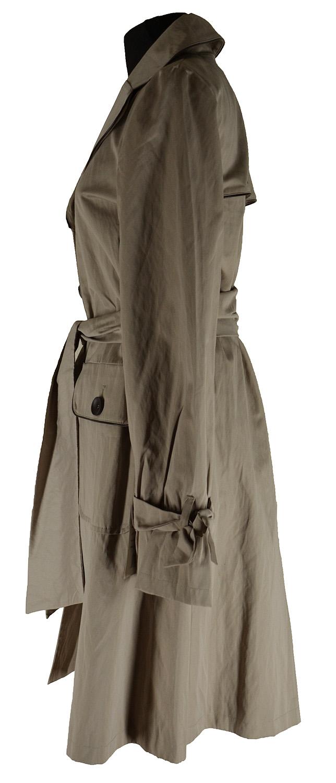Модный женский длинный плащ Morgan   Интернет магазин одежды OUTFIT d5d420549b0